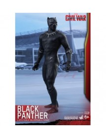 HOT TOYS  CAPTAIN AMERICA CIVIL WAR - BLACK  PANTHER