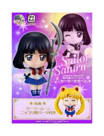 PETIT CHARA DX PRETTY GUARDIAN SAILOR MOON SAILOR SATURN
