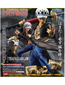 VARIABLE ACTION HEROES ONE PIECE - TRAFALGAR LAW