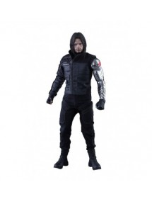 HOT TOYS  CAPTAIN AMERICA CIVIL WAR - WINTER SOLDIER