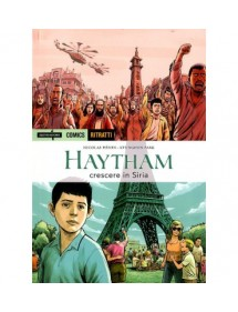 HAYTHAM CRESCERE IN SIRIA VOLUME UNICO
