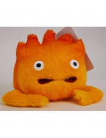 STUDIO GHIBLI  CALCIFER 14CM - CASTELLO ERRANTE DI HOW'L