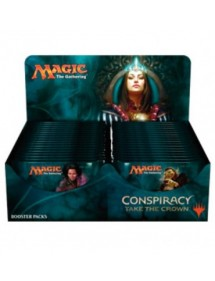 MAGIC CONSPIRACY TAKE THE CROWN  BOOSTER PACKS - BUSTINA SINGOLA - INGLESE
