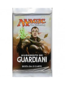 MAGIC GIURAMENTO DEI GUARDIANI BUSTINA DA 15 CARTE