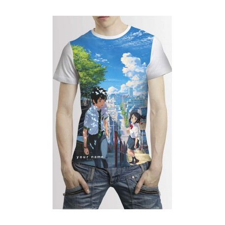 T-SHIRT  YOUR NAME INCONTRO TG XL