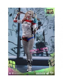 HOT TOYS  SUICIDE SQUAD HARLEY QUINN