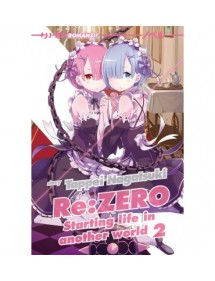 RE:ZERO STARTING LIFE IN ANOTHER WORLD  2