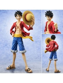 ONE PIECE P.O.P. SAILING AGAIN MONKEY.D.LUFFY