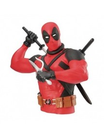 SALVADANAIO - COIN BANK DEADPOOL