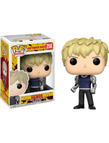 POP ANIMATION  58 ONE PUNCH MAN - GENOS