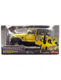TRANSFORMERS  9 SWINDLE JEEP WRANGLER