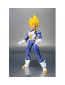 S.H.FIGUARTS  DRAGON BALL Z SUPER SAIYAN VEGETA - PREMIUM COLOR EDITION -