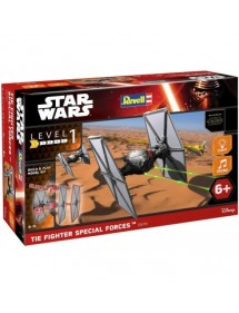 STAR WARS  FIRST ORDER SPECIAL FORCES TIE FIGHTER LEVEL 1
