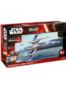 STAR WARS  RESISTANCE X-WING FIGHTER LEVEL 2