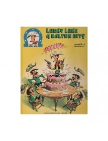 LUCKY LUKE  LUCKY LUKE A DALTON CITY
