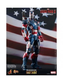HOT TOYS  IRON PATRIOT - MMS195-D1