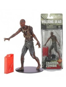 WALKING DEAD (THE)  SERIE 5 - CHARRED ZOMBIE