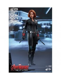 HOT TOYS  BLACK WIDOW AGE OF ULTRON