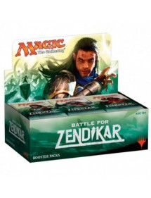 MAGIC BATTAGLIA PER ZENDIKAR BUSTINA