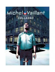 MICHEL VAILLANT  4 COLLASSO