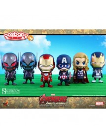 COSBABY AVENGERS AGE OF ULTRON COLLECTIBLE SET (SERIES 1)