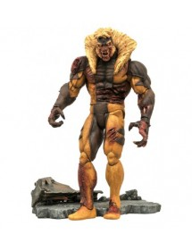 MARVEL SELECT  ZOMBIE SABERETOOTH