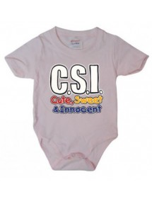 BODY C.S.I. CUTE-SWEET & INNOCENT 6-12 MESI