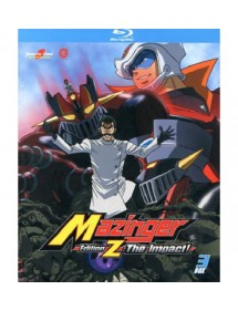 MAZINGER EDITION Z THE IMPACT 3 blu ray