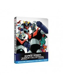 SUPER ROBOT MOVIE COLLECTIONS EDIZIONE SPECIALE 2 BLU RAY + 1 DVD