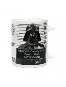 TAZZE STAR WARS  DARTH VADER IMPERIEL COUNTY