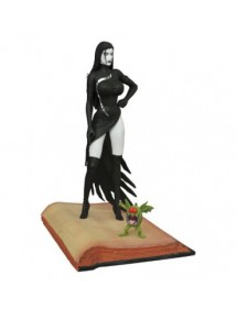 FEMME FATALES RAVEN HEX - TAROT WITCH OF THE BLACK ROSE