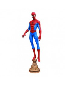 MARVEL GALLERY PVC DIORAMA THE AMAZING SPIDER-MAN