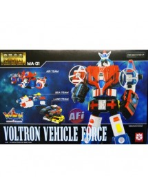 VOLTRON VEHICLE FORCE MA-01  MIRACLE METAL WORKS
