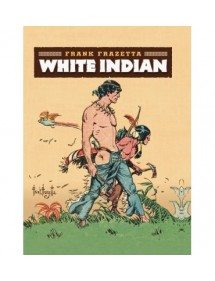WHITE INDIAN  VOLUME UNICO