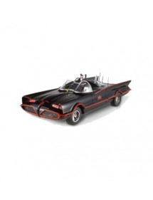 BATMAN 1966 CLASSIC TV SERIES  BATMOBILE SCALA 1:24