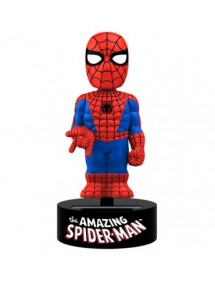 BODY KNOCKERS SOLAR POWERED  THE AMAZING SPIDER-MAN