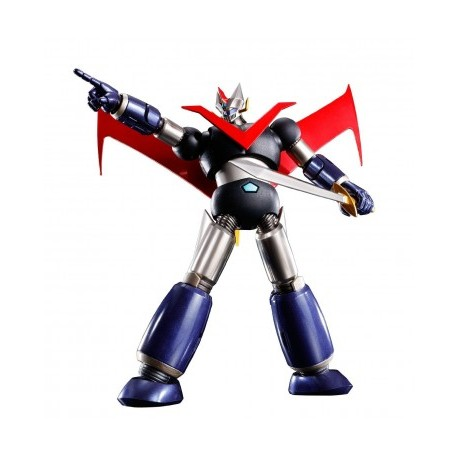 SRC SUPER ROBOT CHOGOKIN KUROGANE FINISH  GREAT MAZINGER
