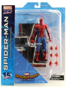 MARVEL SELECT  SPIDER-MAN HOMECOMING