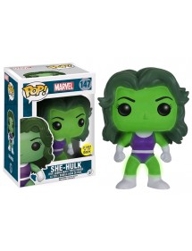 POP MARVEL  147 SHE-HULK (GLOWS IN THE DARK)