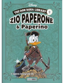 DON ROSA LIBRARY (THE)  2 ZIO PAPERONE & PAPERINO