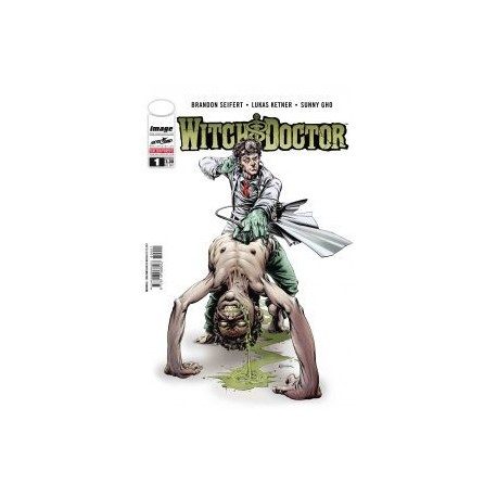 WITCH DOCTOR MENSILE  1