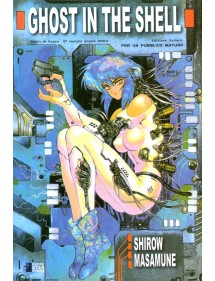 GHOST IN THE SHELL  1 RISTAMPA