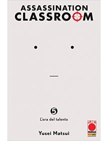 ASSASSINATION CLASSROOM  5 RISTAMPA