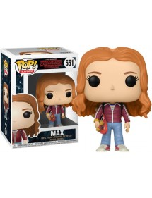 POP TELEVISION  551 STRANGER THINGS MAX