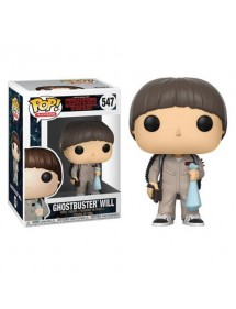POP TELEVISION  547 STRANGER THINGS GHOSTBUSTER WILL