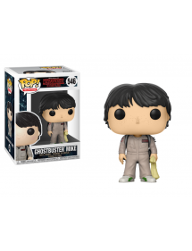 POP TELEVISION  546 STRANGER THINGS GHOSTBUSTER MIKE