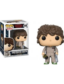 POP TELEVISION  549 STRANGER THINGS GHOSTBUSTER DUSTIN