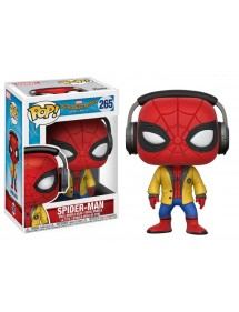 POP MARVEL  SPIDER-MAN HOMECOMING