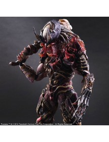 PLAY ARTS KAI  PREDATOR