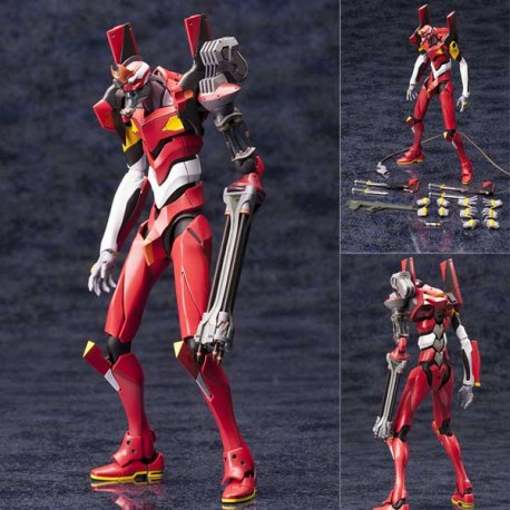 NEON GENESIS EVANGELION FULL ACTION PLASTIC KIT SCALA 1/400 EVANGELION 3 YOU CAN (NOT) REDO